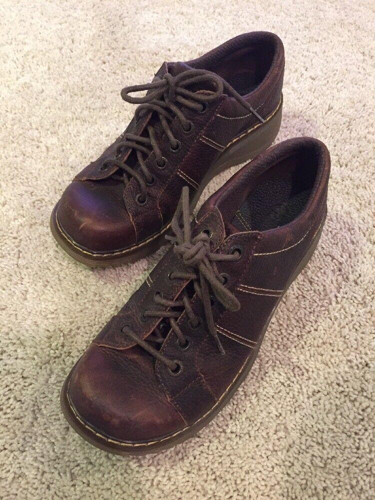 Dr Marten Women's Shoes Black Bailey Oxford Size 10 L