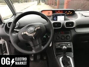 citroen c3 picasso gps navigation system set radio sat nav rneg2 rt6 wip nav ebay. Black Bedroom Furniture Sets. Home Design Ideas