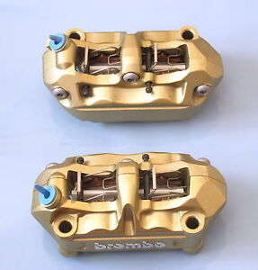 DUCATI-BREMBO-RADIAL-CALIPERS-4-PAD-POWER-UPGRADE-100MM-BOLT-HOLE-CENTRES
