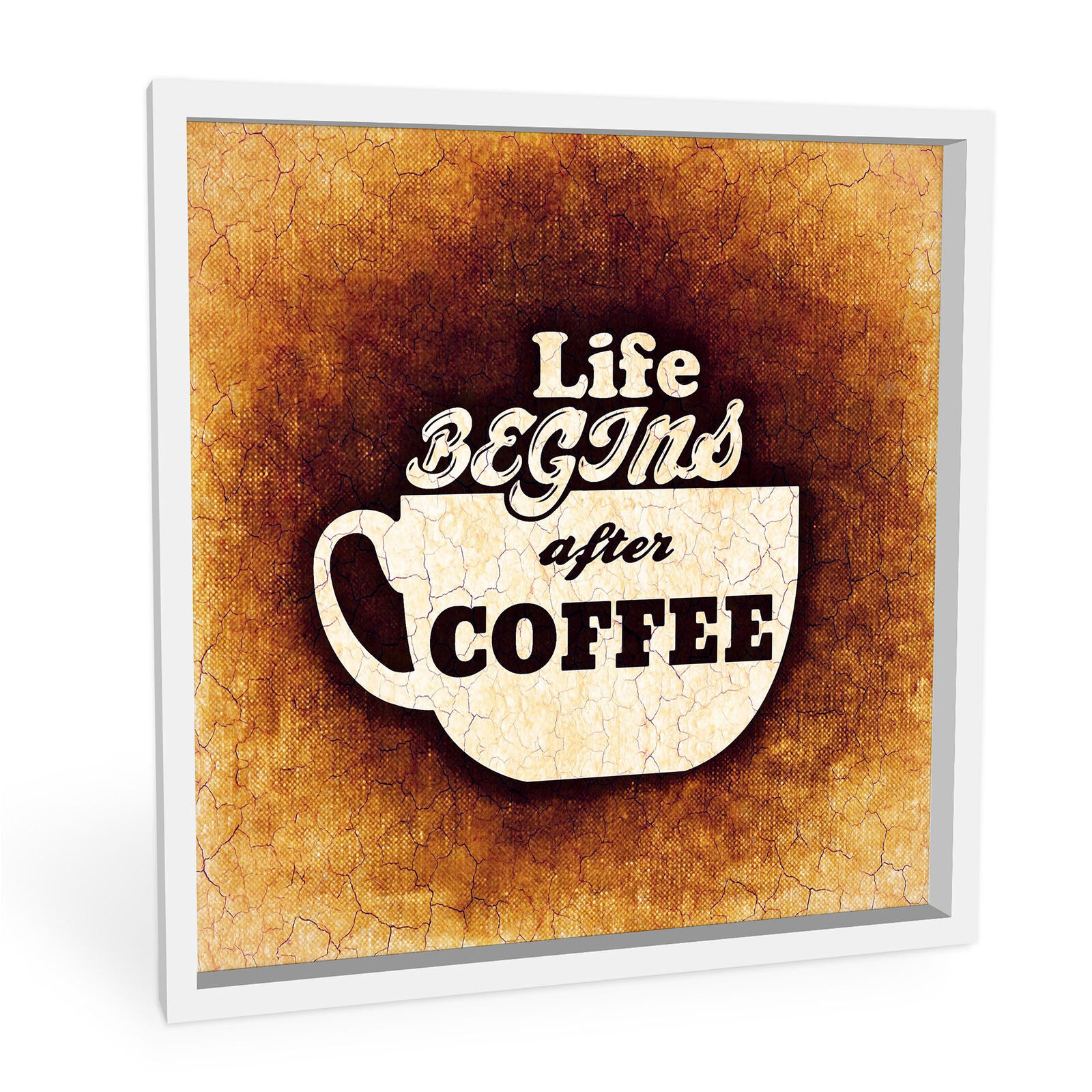 La fresque Coffee LIFE BEGINS after Coffee fresque 02 e8b12b