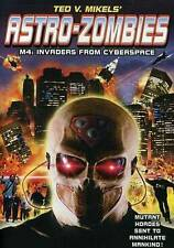 Astro-Zombies M4: Invaders from Cyberspace,New DVD, Phillip Afghani, Martin Hent