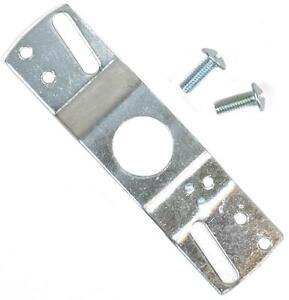 New Jandorf 60203 Zinc 4 Quot Offset Light Fixture Mounting
