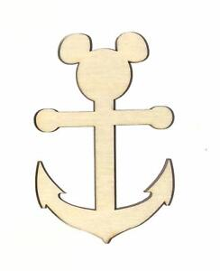 Mickey-Anchor-Unfinished-Wood-Shape-Cut-Out-M11362-Crafts-Lindahl-Woodcrafts