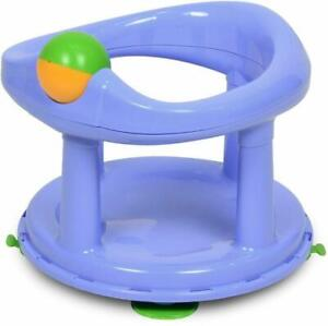 Safety 1st Swivel Bath Seat Chair Support for Baby 6 Months Pastel Blue