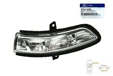 Genuine Hyundai 87613-3L900 Mirror Lamp Assembly Right Exterior