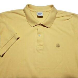 Brooks-Brothers-Original-Fit-Pique-Performance-Polo-Shirt-Men-039-s-Size-M-MINT