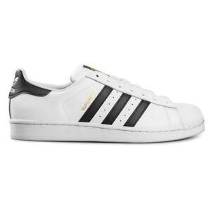 Adidas-SUPERSTAR-C77124-Bianco-Nero-mod-C77124