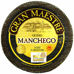 manchego 12 monate feines intensives aroma ideal f r tapas. Black Bedroom Furniture Sets. Home Design Ideas