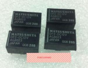1pcs For MATSUSHITA DF2-DC12V AG8023 Relay Module