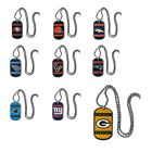 NFL Football Neck Tag Necklace - Pick Team