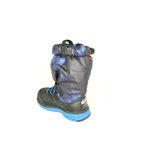Stride Rite Star Wars Made 2 Play Toddler Black Snow Boot BB55384DY 002