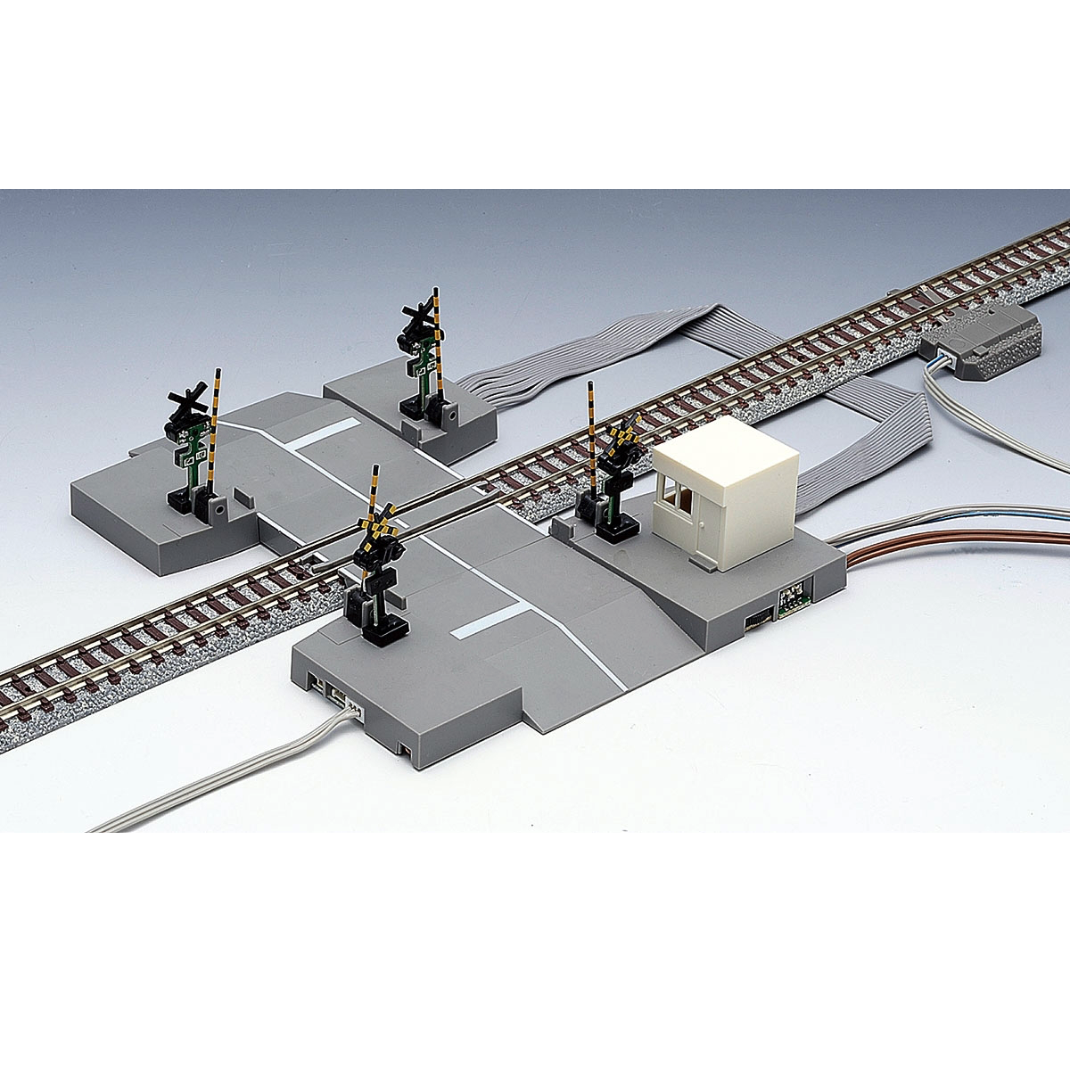 Tomix 5569 TCS Automatic Crossing Gate System II - N
