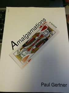 Paul-Gertner-Amalgamations-Famous-Lecture-Notes-Most-Signed-Autographed-Author