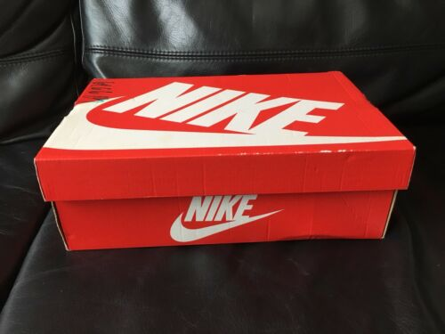 con deporte Nuevo de 39 Zapatillas Tamaño White Nike estuche Unido Reino Air 6 Max F6ZZ7wq5