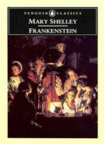 Frankenstein or the Modern Prometheus By Mary Shelley,Maurice Hindle