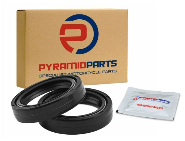 Fork Oil Seals Pair for Yamaha FZS600 R 2003 4EB2314501