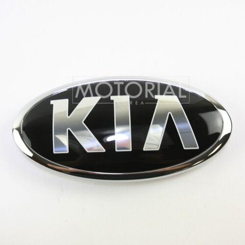 2014 2015 KIA SORENTO Genuine OEM Front Grille KIA Logo Emblem