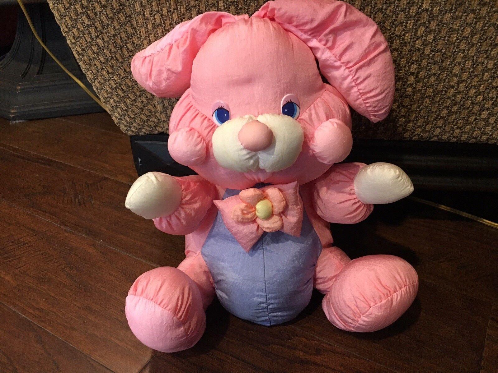TB Trading Company Pink Bunny Stuffed Plush