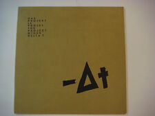 LP Album: DAS BANGKOK PROJEKT Ata Tak Records ~ Overseas Field Recordings ~ RARE