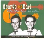 Better Stop, Look and Listen: Gonna Shake This Shack Tonight [Digipak] by Earl Aycock/George & Earl/George W. McCormick (CD, Apr-2011, Bear Family Records (Germany))