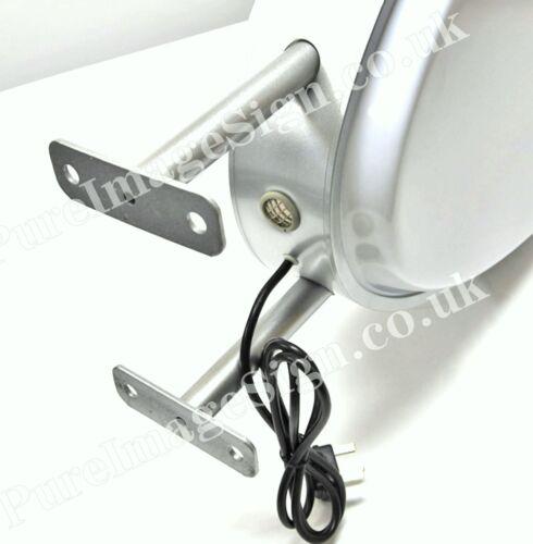 """LED 50x100cm-20/""""x40/"""" 2 Sided  Illuminated Oval Sign Box"""