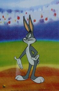 Warner Bros BUGS BUNNY AT THE MOVIES Sericel Animation Art Cel