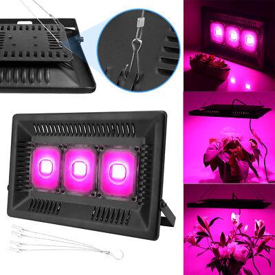 IP67 500W COB LED Pflanzenlampe Gewächshaus Pflanzen Veg Bloom Fruit Wuchs Licht