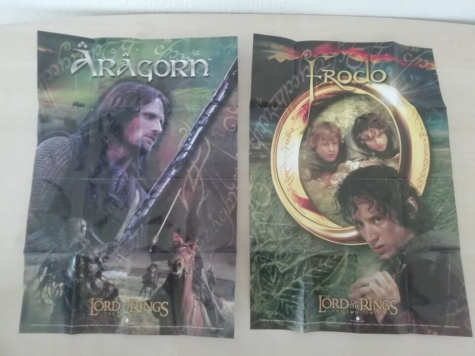 Spil, Lord of the Rings Trading Cards