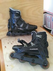 Mens-Rollerblade-Skates-Size-13-Very-Good-Condition