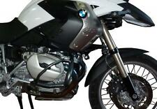 Paracilindri-paramotore tubolare in ferro verniciato Nero EVO - BMW R 1200 Gs