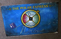 Lionel The Polar Express Conductors Watch Door Mat Entrance Rug 9-33091
