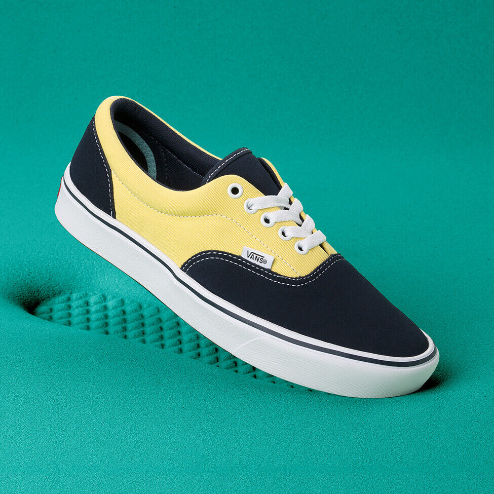 VANS Mens COMFY CUSH ERA YELLOW   NAVY VN0A3WM9VNO US M 7 - 10 shoes