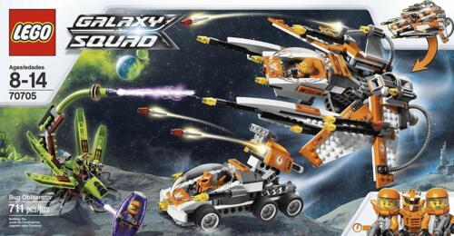 OVP LEGO ® GALAXY SQUAD 70705 BUG OBLITERATOR BRAND NEW!!