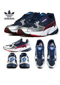 Running Style Navy Silver Size