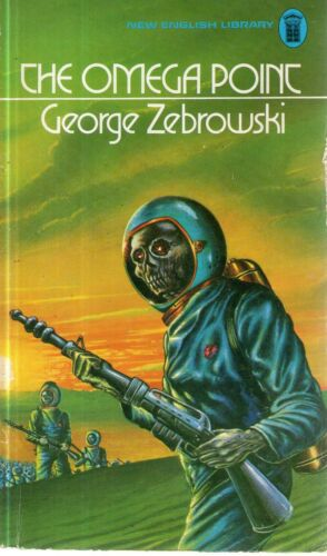 1 of 1 - GEORGE ZEBROWSKI - The Omega point - p/b