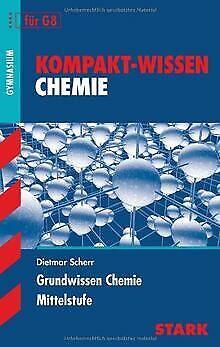 Kompakt-Wissen Gymnasium: Grundwissen Chemie; Mittelstuf... | Buch | Zustand gut