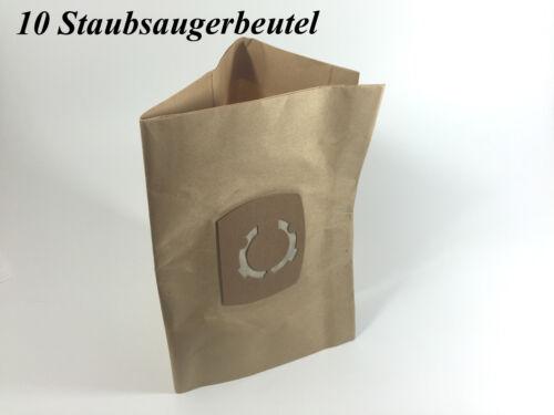 10 sacs pour aspirateur adapté pour Thomas power Clean #643s