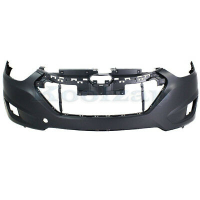 Primed Front Bumper Cover Fits 2010-15 Hyundai Tucson 865112S000 HY1000182