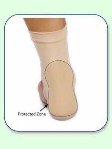 Bunga Pads® Small Achilles Heel Gel Pad CUSHIONS & PROTECTS - FAMOUS PROTECTION