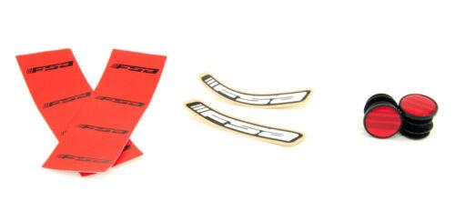 FSA PowerTouch Road Bike Drop Bar Handlebar Tape Red