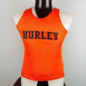 Hurley Midgets Wisconsin Sports Gym Practice Jersey Bas