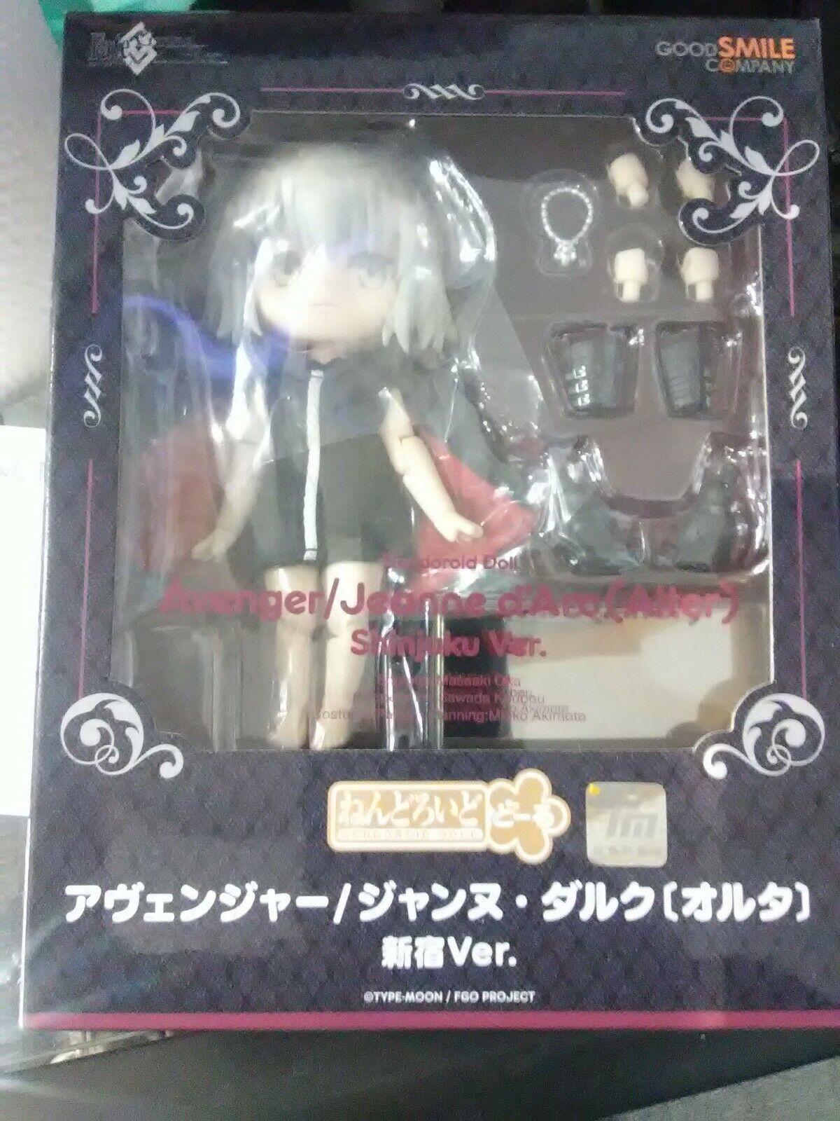 NendGoldid Doll Avenger  Jeanne d'Arc (Alter) Shinjuku Ver.