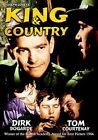 King & Country 0089859824920 With Dirk Bogarde DVD Region 1