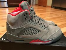 best website 970ec bee9b item 4 Nike Air Jordan 5 Retro Reflective Camo Dark Stucco 136027 051 Size  11 -Nike Air Jordan 5 Retro Reflective Camo Dark Stucco 136027 051 Size 11