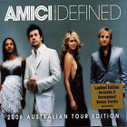 Defined (+2 Bonus Tracks) (Australian Tour Edition) by Amici Forever (CD, Jan-2006, Sony BMG)