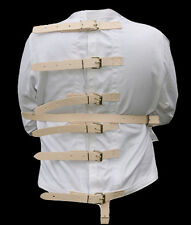 Straight strait  Jacket w/ leather straps XL