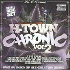 H-Town Chronic, Pt. 2 [PA] by Lil C (CD, Mar-2009, 2 Discs, Oarfin)