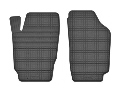 2 Stück Gummifußmatten Fahrer Vorne Beifahrer SAAB 9-5 I Bj. 1997-2010