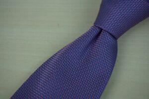 Charles-Tyrwhitt-Pink-Purple-Chevron-Zig-Zag-Pattern-100-Silk-Tie