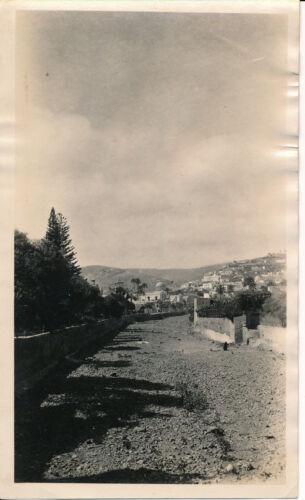 LAS PALMAS c. 1930 - Lit Asséché de la Rivière Iles Canaries - PP 65